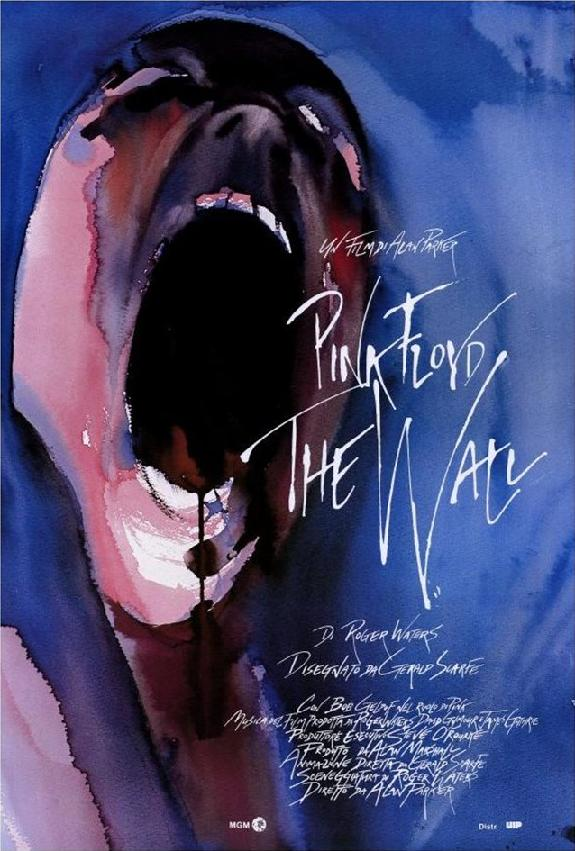 The wall movie poster